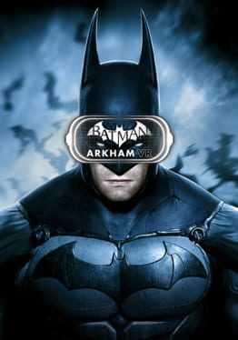 Batman: Arkham VR Boxart