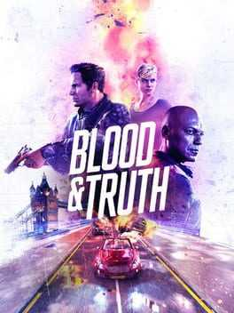 Blood & Truth Boxart