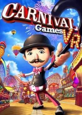 Carnival Games VR Boxart