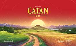 Catan VR Boxart