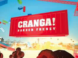 CRANGA!: Harbor Frenzy Boxart
