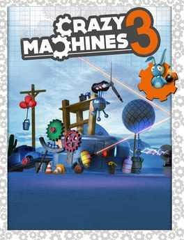 Crazy Machines 3 Boxart