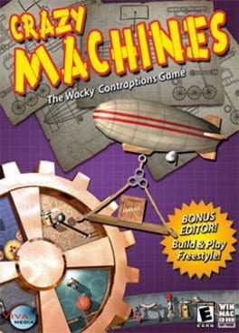 Crazy Machines Boxart