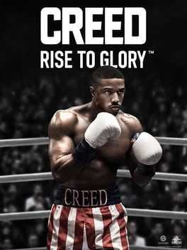 Creed: Rise to Glory Boxart