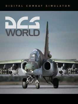 DCS World Boxart