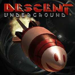 Descent: Underground Boxart