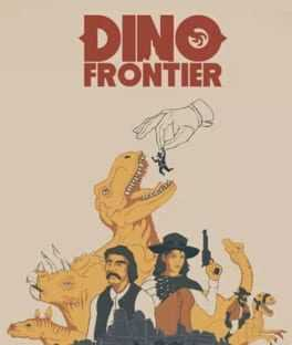 Dino Frontier Boxart