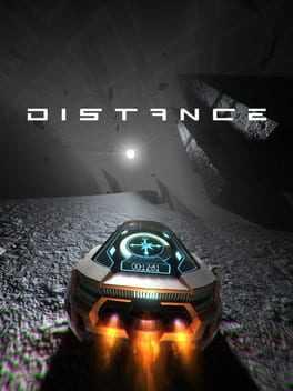 Distance Boxart