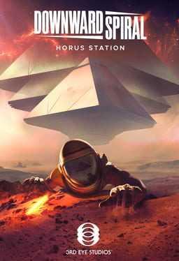 Downward Spiral: Horus Station Boxart