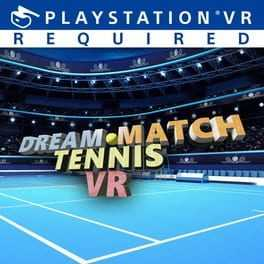 Dream Match Tennis VR Boxart