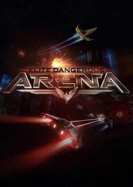 Elite Dangerous: Arena Boxart