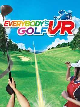 Everybody's Golf VR Boxart