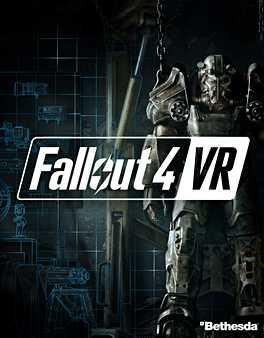 Fallout 4 VR Boxart