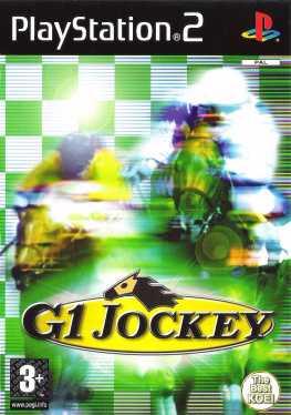 G1 Jockey Boxart