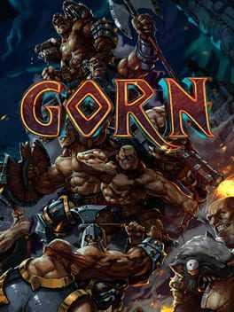 Gorn Boxart