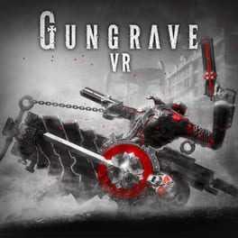 Gungrave VR Boxart