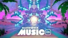 Harmonix Music VR Boxart