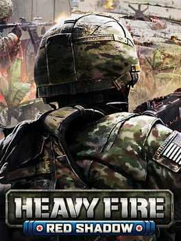 Heavy Fire: Red Shadow Boxart