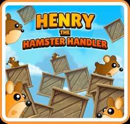 Henry The Hamster Handler Boxart