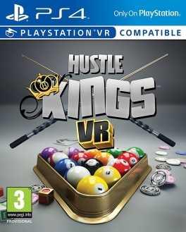 Hustle Kings VR Boxart