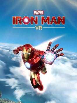 Marvel's Iron Man VR Boxart