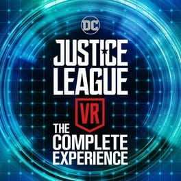 Justice League VR: The Complete Experience Boxart