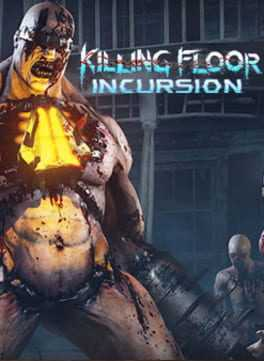 Killing Floor: Incursion Boxart