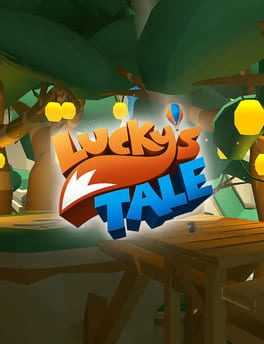 Lucky's Tale Boxart