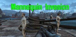 Mannequin Invasion DLC For Fallout 4 (Theory)
