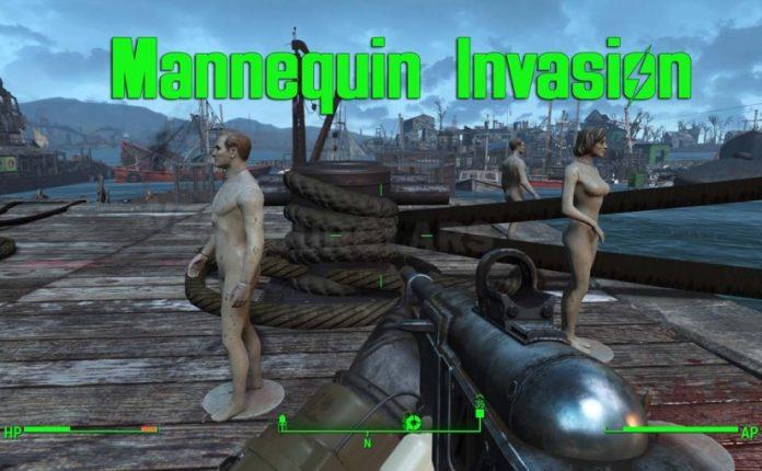 mannequin invasion dlc
