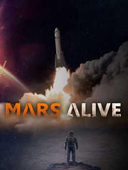 Mars Alive Boxart