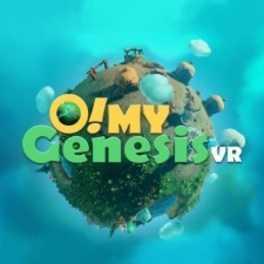 O! My Genesis VR Boxart