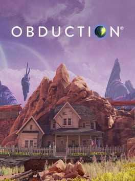 Obduction Boxart