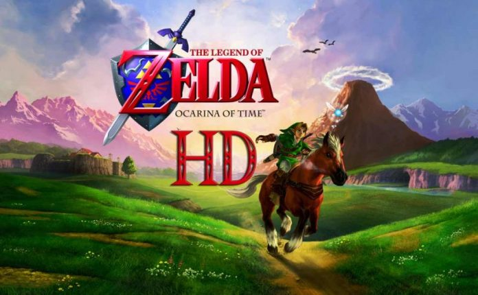 Ocarina of Time HD remake