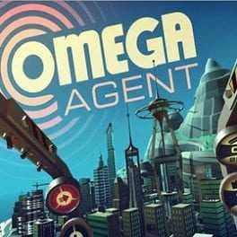 Omega Agent Boxart