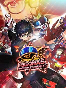 Persona 5: Dancing in Starlight Boxart