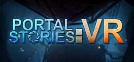 Portal Stories: VR Boxart