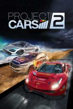 Project CARS 2 Boxart