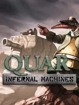 Quar: Infernal Machines Boxart