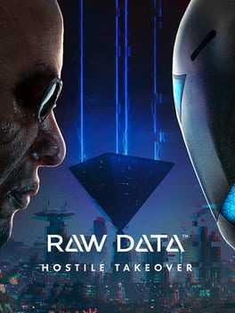 Raw Data Boxart