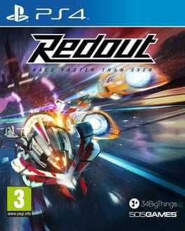 Redout: Lightspeed Edition Boxart