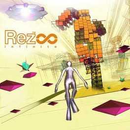 Rez Infinite Boxart