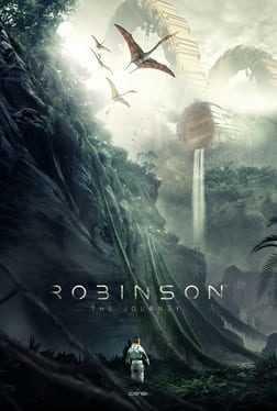 Robinson: The Journey Boxart