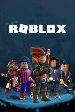 Roblox Boxart