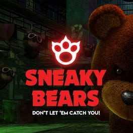 Sneaky Bears Boxart