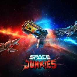 Space Junkies Boxart