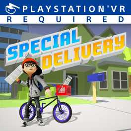 Special Delivery Boxart