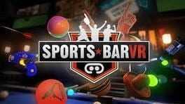 Sports Bar VR Boxart