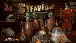 SteamHammerVR - The Rogue Apprentice Boxart