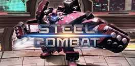 Steel Combat Boxart
